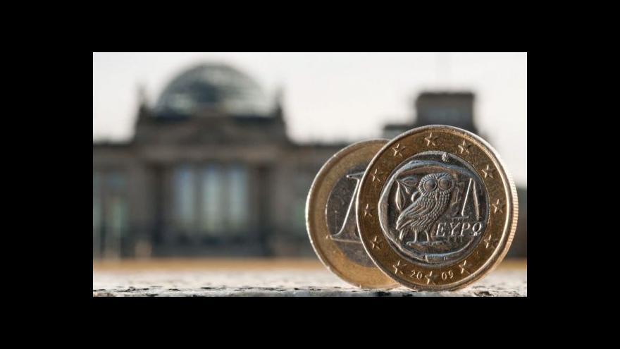 Video Merkelová se sejde se Samarasem