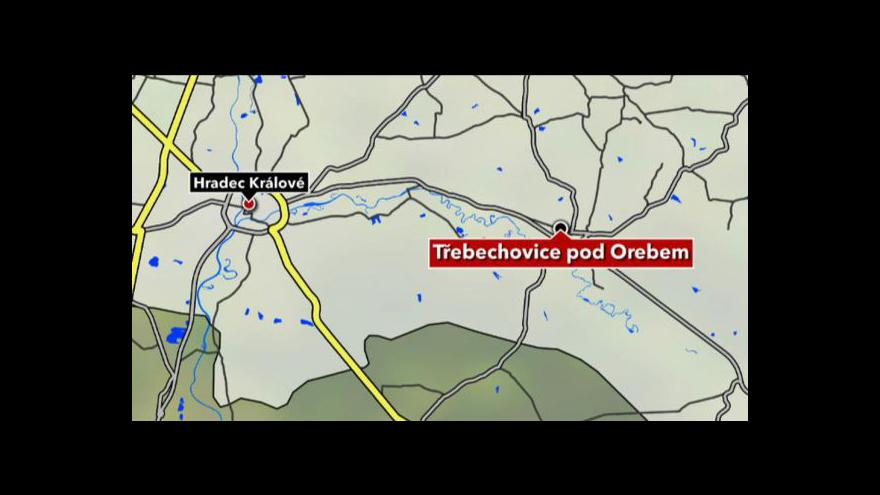 Video Útok na starostu Třebechovic pod Orebem