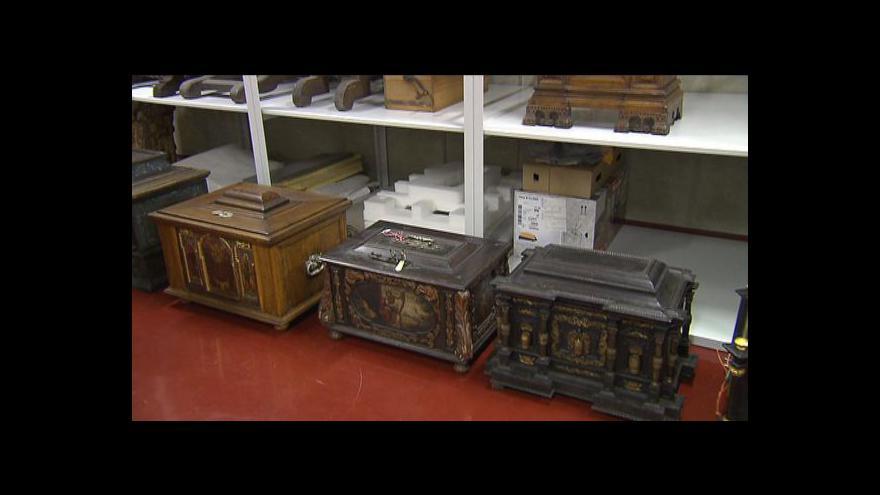 Video Ve Ctěnicích vyroste stálá výstava cechovních řemesel