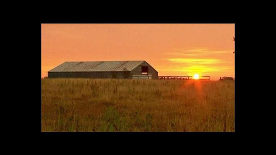 Video Sucho v USA a Rusku ohrožuje ceny potravin