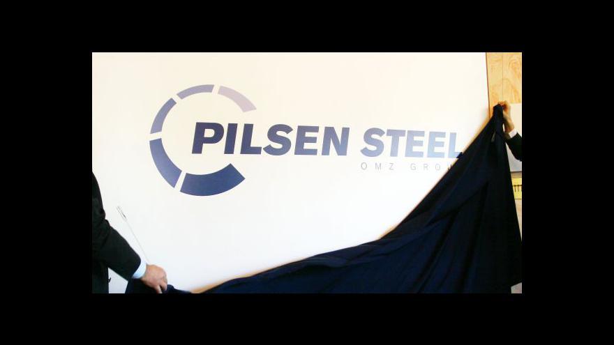 Video Pilsen Steel stále nesplatila své dluhy
