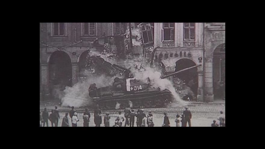 Video Rozhovor s historikem Lukášem Cvrčkem