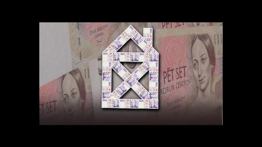 Video Úroky z hypoték dál klesají