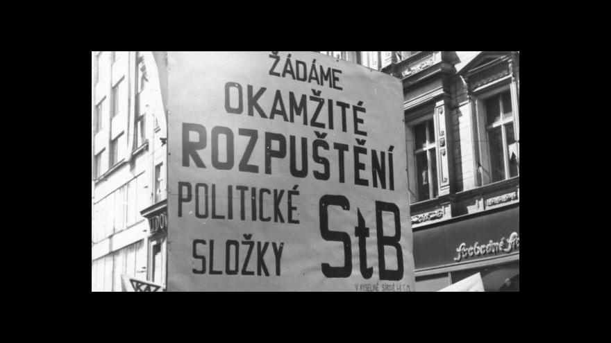 Video Rozhovor s historikem Tomášem Vilímkem