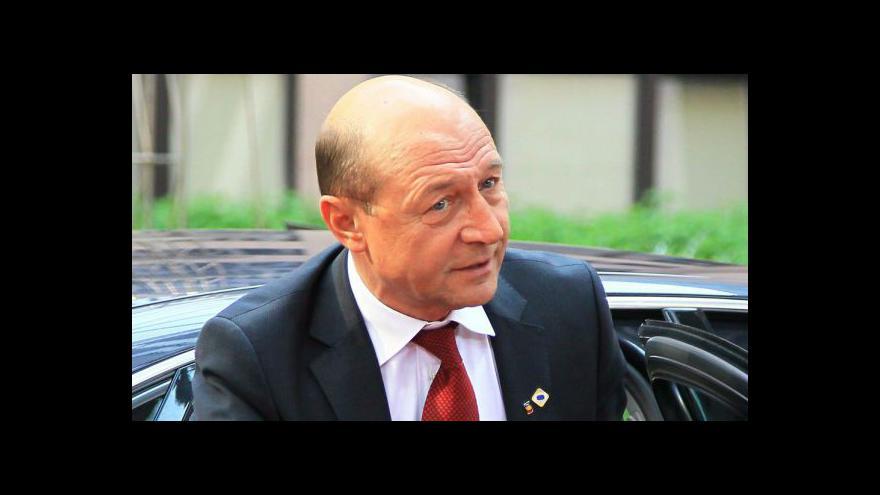 Video Mircea Ticudean k situaci v Rumunsku