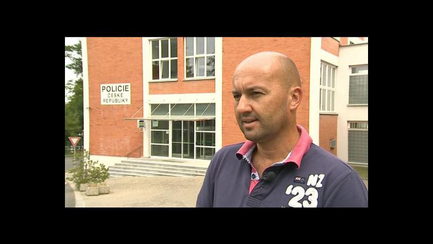 Video Policejní vyjednávač Martin Baláž