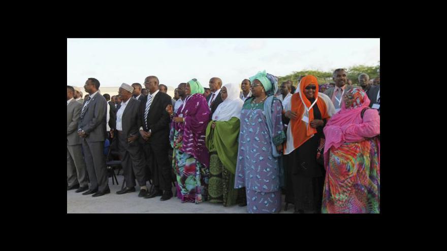 Video Somálsko se dočkalo parlamentu