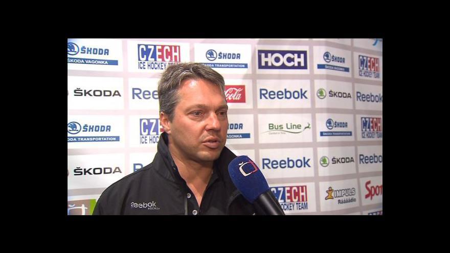 Video Rozhovor s trenérem Luďkem Bukačem mladším