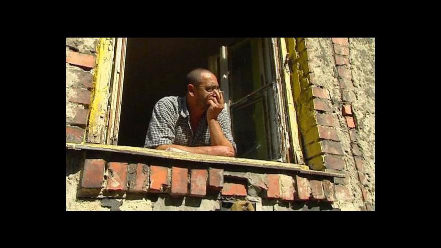 Video Vstup a reportáž Pavly Daňkové