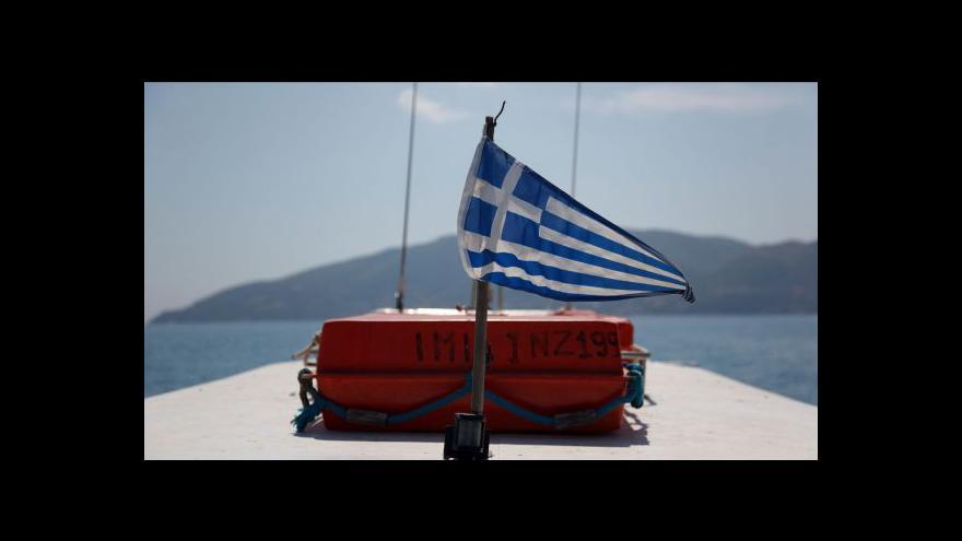 Video Řecko čeká splátka dluhu