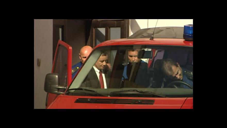 Video Události: Rath dostal 14milionovou kauci