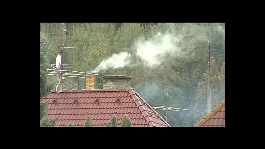 Video Topení plynem jako téma Událostí