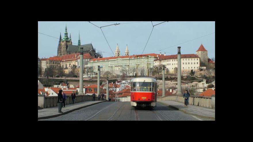 Video Vyjednávání o pražském dopravním podniku