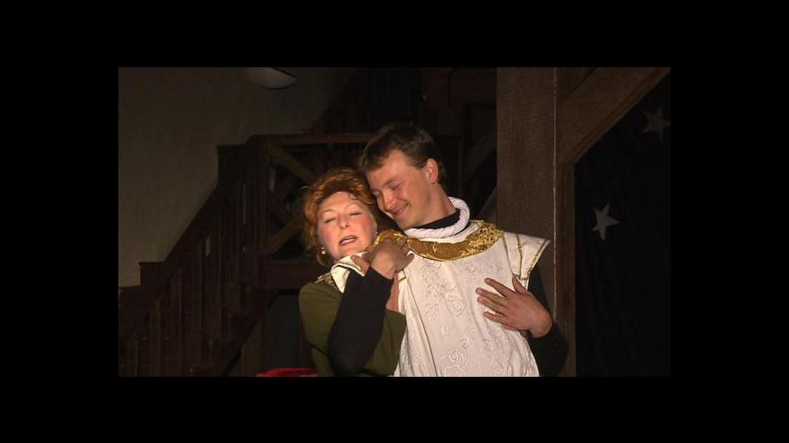 Video Marie Stuartova na Křivoklátu