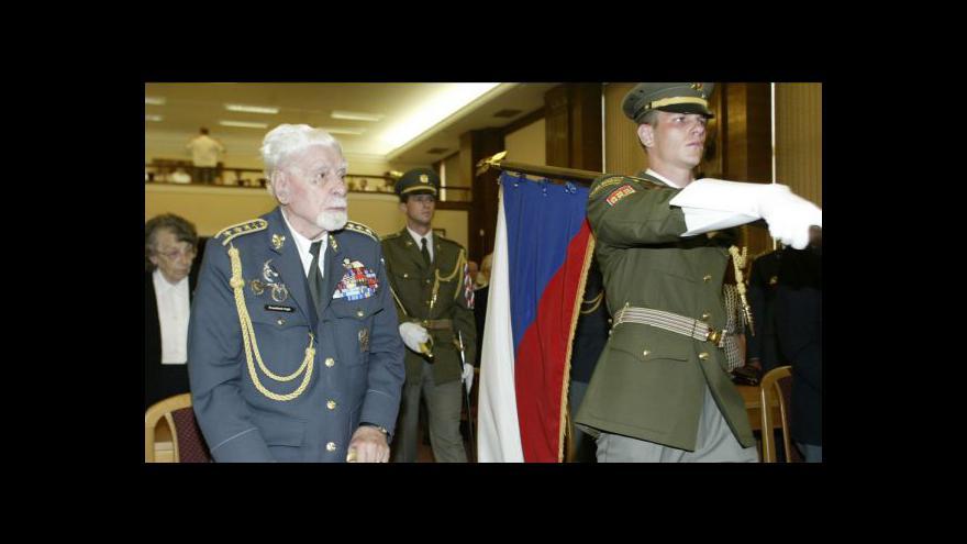 Video Válečný letec František Fajtl