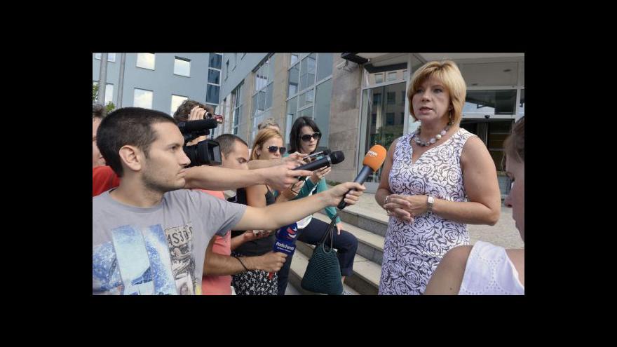 Video Rozhovor s Magdalenou Češkovou