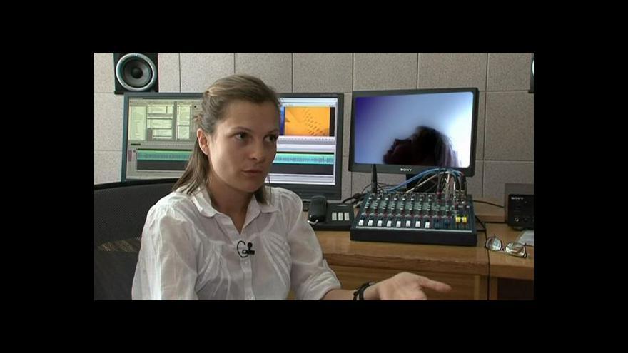 Video Reportáž Ivy Strnadové a Barbory Lukšové