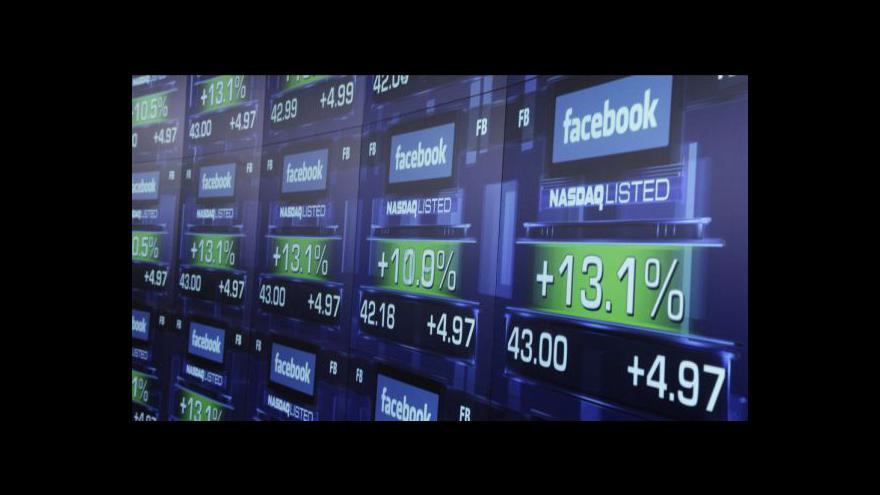 Video Akciím Facebooku se nedaří
