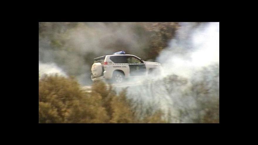 Video Požár na La Gomeře se přestal šířit