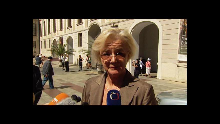 Video Rozhovor s Ivou Brožovou