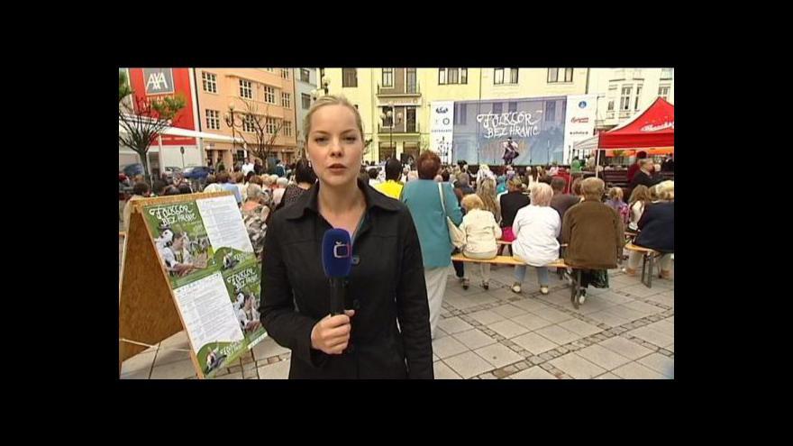 Video Reportáž Kristiny Kačmarské