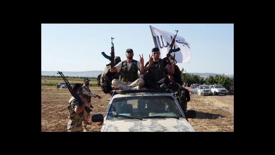 Video Jan Moláček k situaci v Sýrii