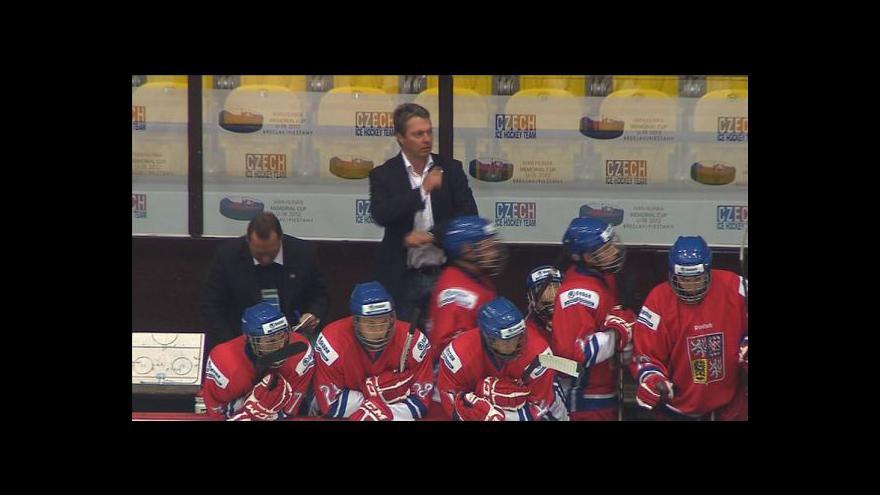 Video Rozhovor s trenérem Luďkem Bukačem