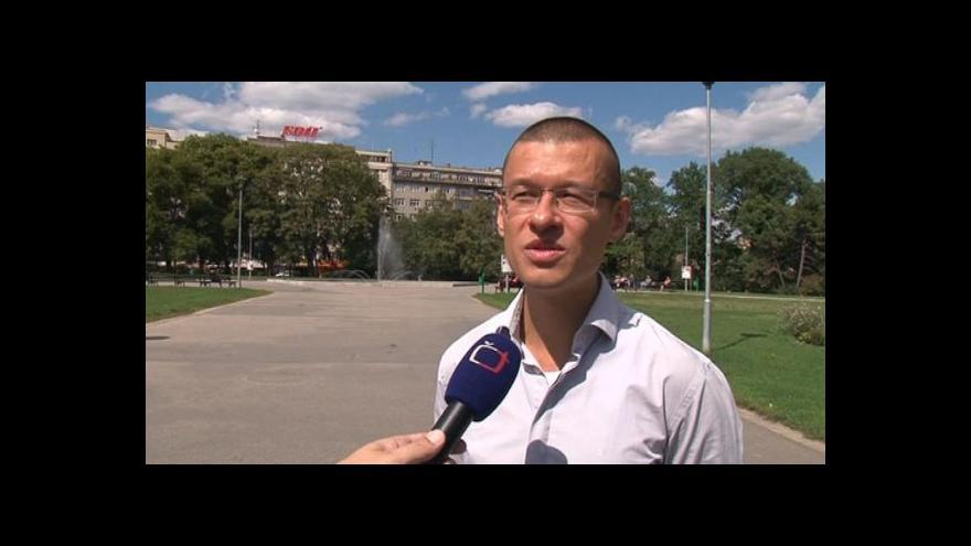 Video Urbanista Osamu Okamura o brownfieldech v Brně