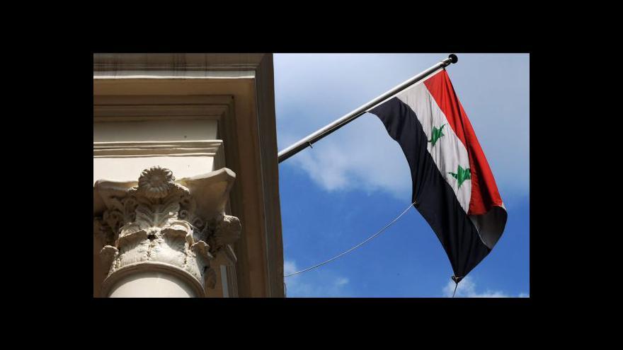 Video Islámské země volají po potrestání Sýrie