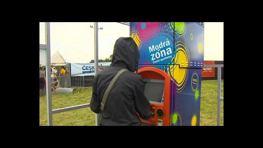 Video Pojízdné bankomaty
