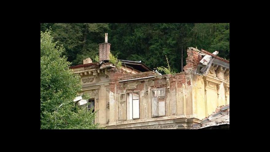 Video Happeningem za lázně Kyselka