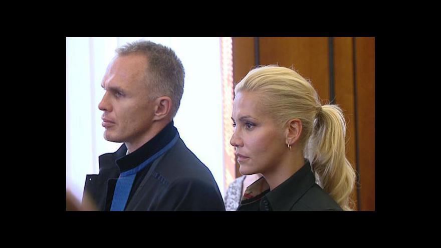 Video Dara Rolins dostala podmínečný trest