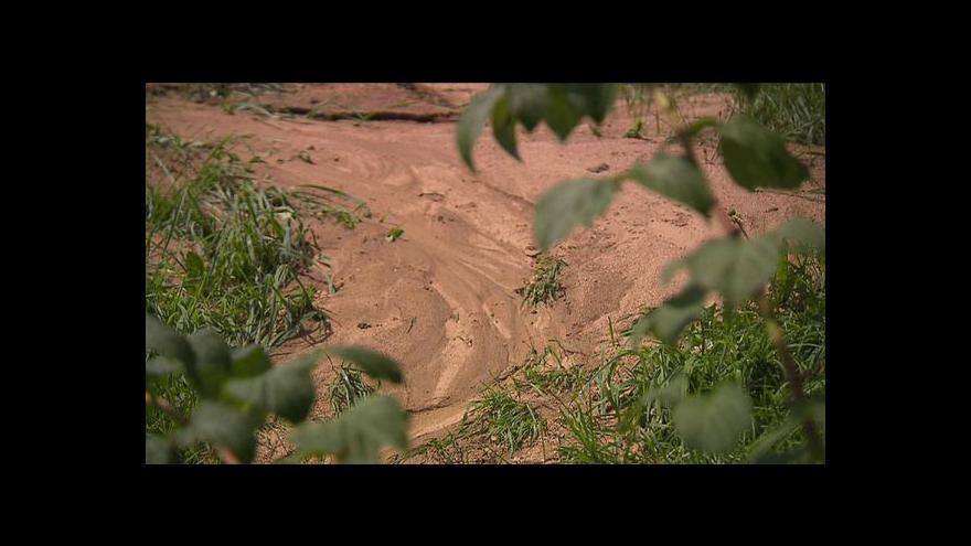 Video Česká půda trpí erozí