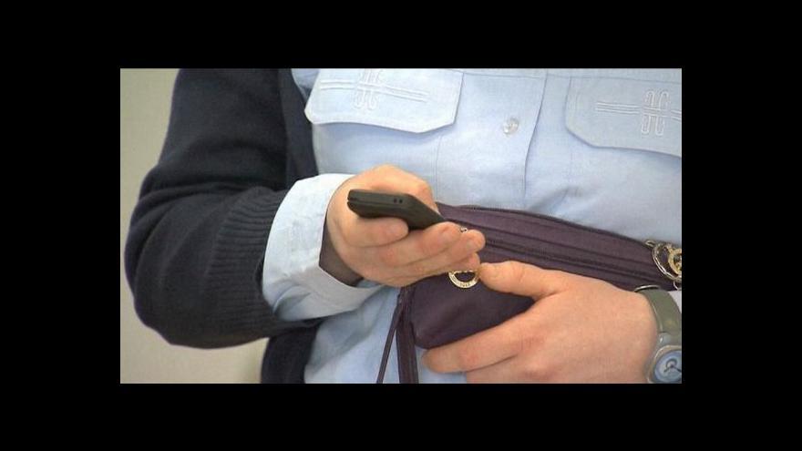 Video Izrael pošle SMS s varováním