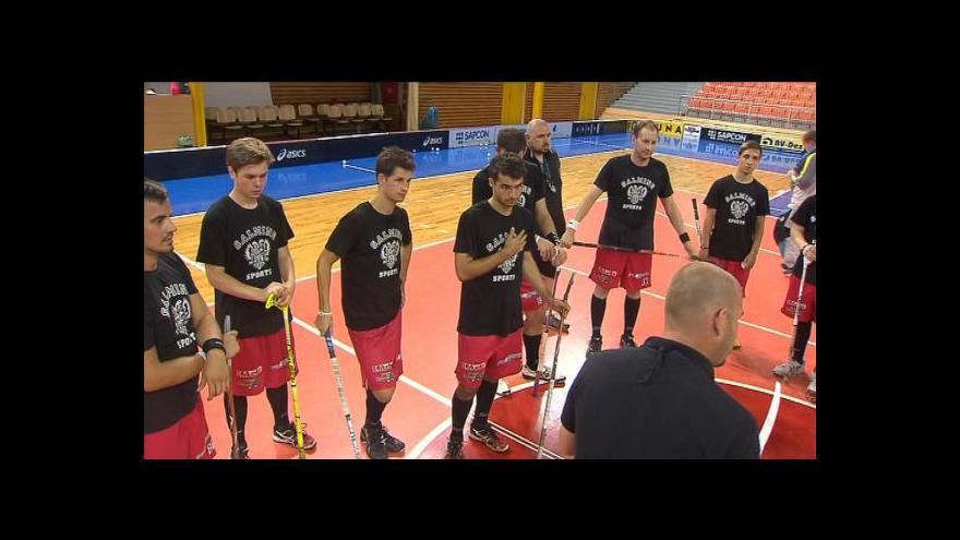Video Rozhovor s trenérem Janem Níznerem