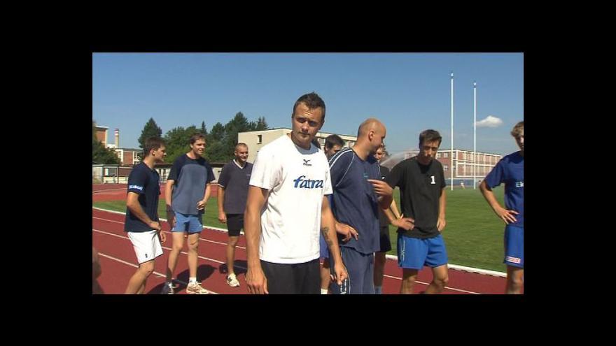 Video Rozhovor s trenérem Romanem Mackem