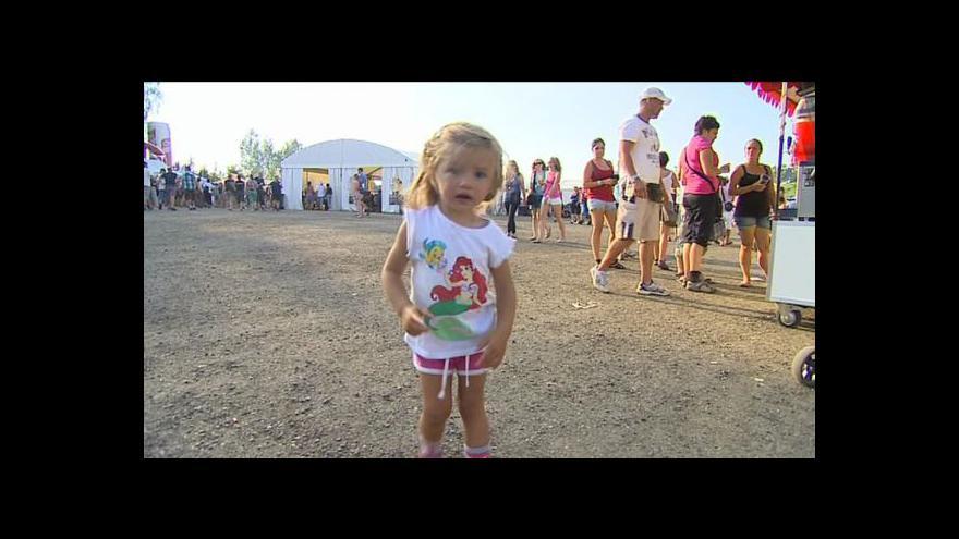 Video Od účasti dětí na festivalech lékaři odrazují