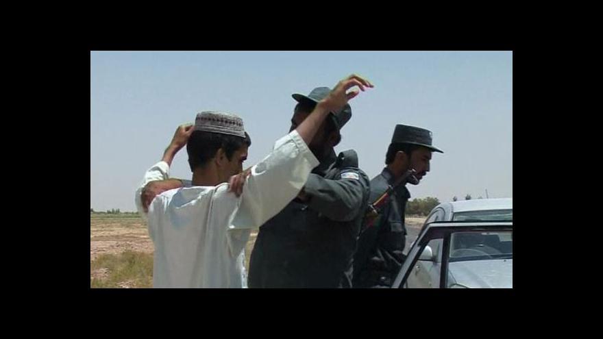 Video Útoků na síly NATO v Afghánistánu přibývá