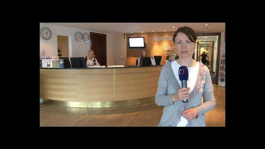 Video Reportáž a telefonát Hany Vorlíčkové