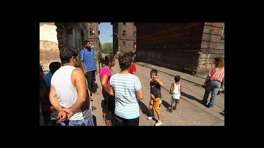 Video Vláda dosud nepředstavila řešení vyloučených lokalit