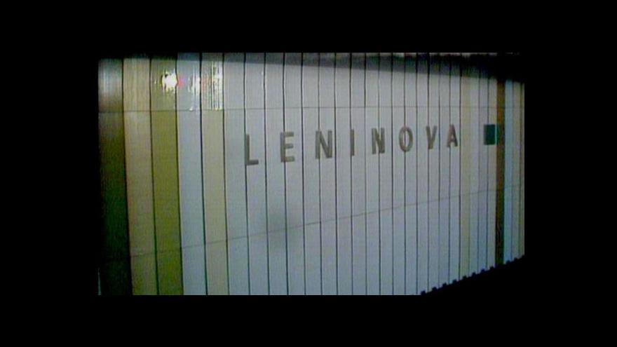 Video Trasa metra A slaví výročí