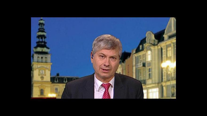Video Rozhovor s primátorem Ostravy Petrem Kajnarem