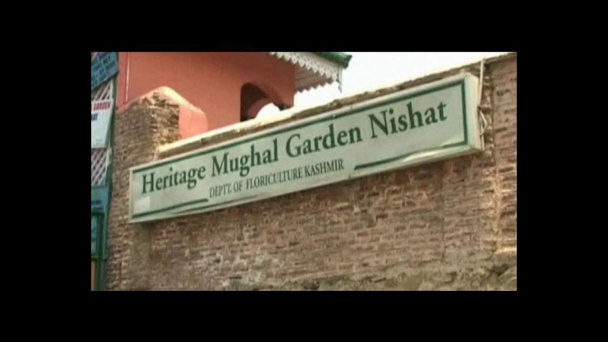 Video Kašmír ožívá turismem