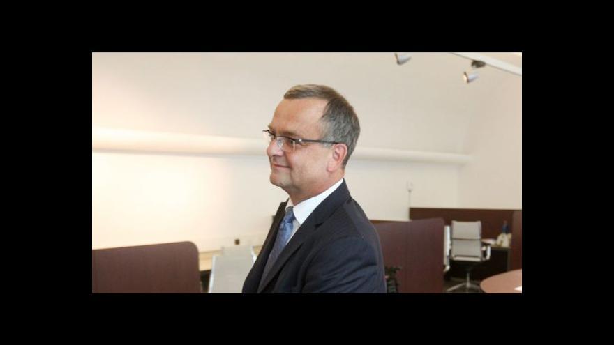 Video Telefonát Miroslava Kalouska