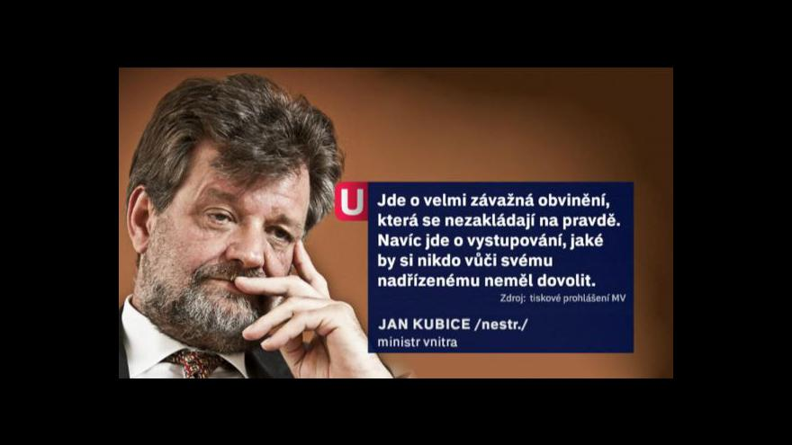 Video Reportáž Štěpánky Martanové