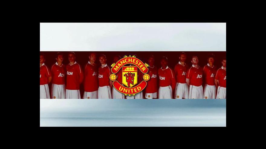 Video Manchester United míří na burzu