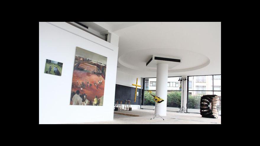 Video Výstava Diplomky