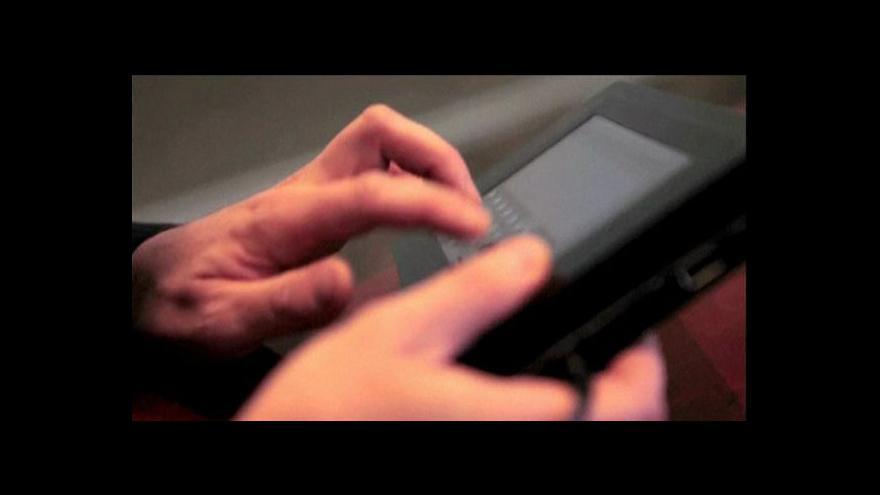 Video Revoluční dotykový displej