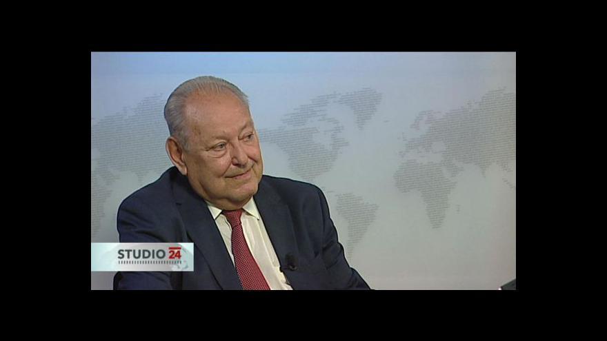 Video Rozhovor s onkologem Pavlem Klenerem