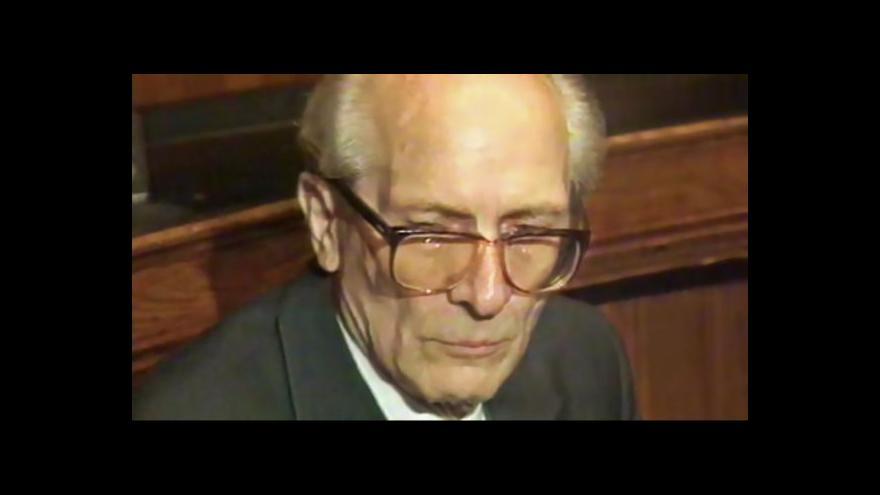 Video Telefonát Martina Jonáše